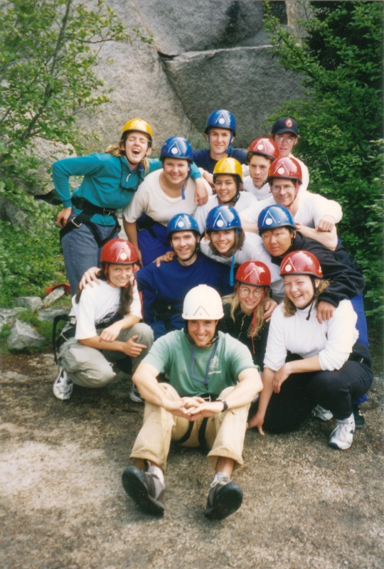 1996-05-xx Outward Bound Group Photo