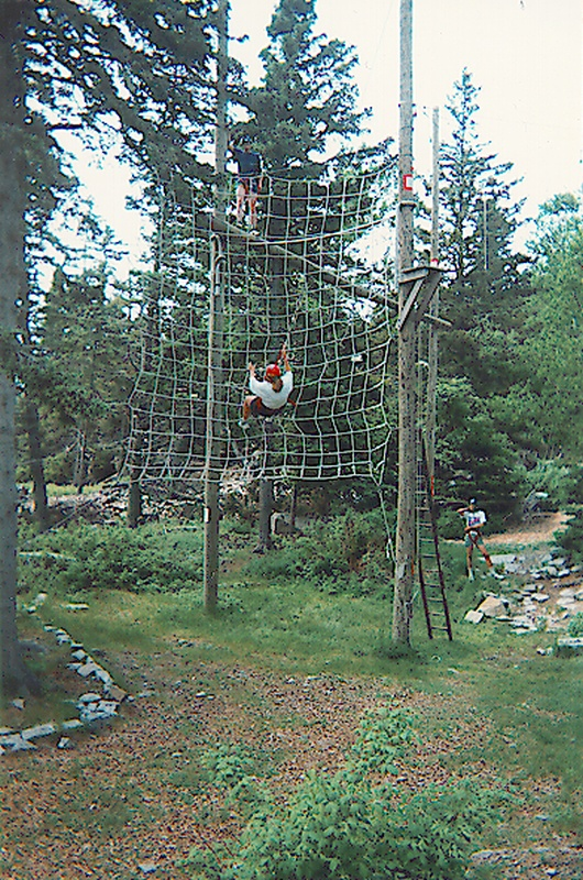 ME -- Outward Bound -- Ropes Course