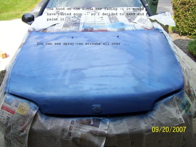 2007-09-20 Painting the Honda Hood_Page_1